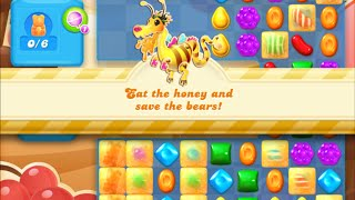 Candy Crush Soda Saga Level 95 walkthrough
