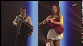 Fabien Danilo & Nathalie Bernat - La Fabretonne - Emission Sur un air d'accordéon