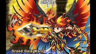 [Brave Frontier] Grand Gaia Chronicles: Vargas Vol. 2 walkthrough! (No heals used)