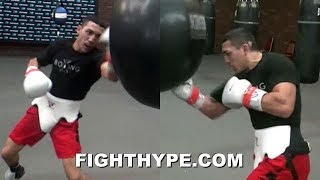 TEOFIMO LOPEZ A MIX OF ANDRE WARD, GOLOVKIN, MIKE TYSON, CAMACHO & MORE; PUTS SKILLS ON DISPLAY