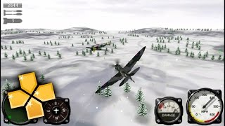 Air Conflicts Aces of World War II PPSSPP Gameplay Full HD / 60FPS