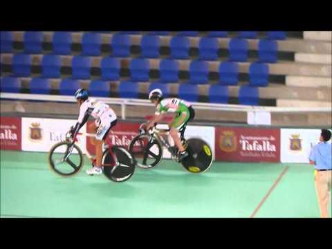 Campeonato España 2011 Pista Cadete Velocidad Chicos
