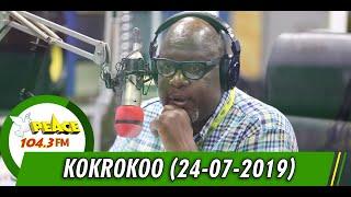 KOKROKOO DISCUSSION SEGMENT ON PEACE 104.3 FM (24/07/2019)