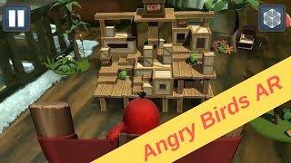 Angry Birds AR - Realidad Aumentada en español