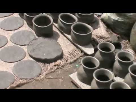 Traditional Clay Pottery in India