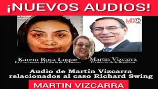 Martín Vizcarra: Edgar Alarcón presentó tres audios del presidente ante el pleno del Congreso