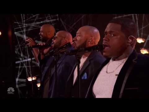Linkin' Bridge: '7 Years' STUNNING Performance | Semi-finals (FULL) | America's Got Talent 2016