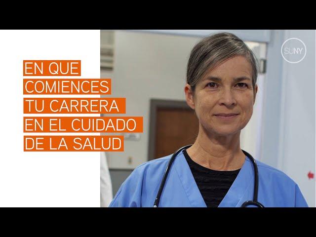 Ingrese al Mundo de la Salud con el Centro de Capacitación En Línea de SUNY