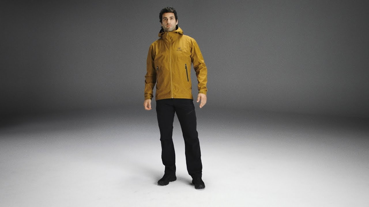 release date 7ae24 7d07b Arc'teryx - Zeta SL Jacket Men's - Yukon