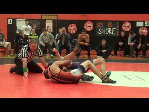 Shamokin vs Jersey Shore 2012-13