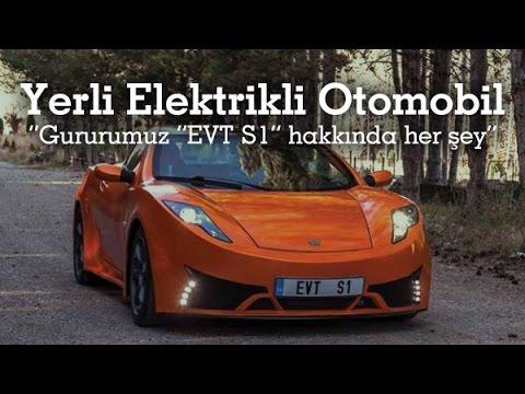 Yerli Elektrikli Otomobil EVT S1 İncelemesi ( Yerli Gurur, %100 Türk Mühendisliği )