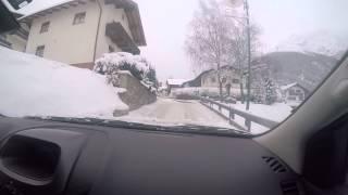Vägen till Camping Arlberg Pettneu