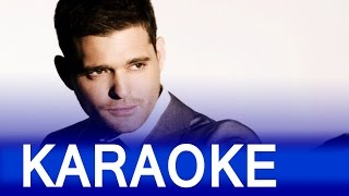 Michael Bublé - Feeling Good / Lyrics (Karaoke)