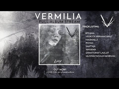 Vermilia - Kätkyt (Official Full Album Stream 2018)