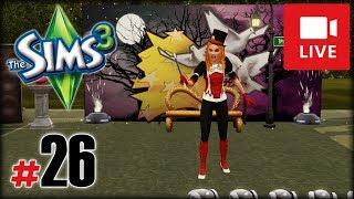 """[Archiwum] Live - Przygody Zagadki (The Sims 3) (12) - [2/3] - """"Zamiana w mumię"""""""
