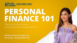 PERSONAL FINANCE 101 | Take control of your money in 2021