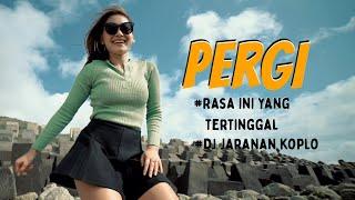 Download Vita Alvia - Pergi - Rasa Ini Yang Tertinggal - Dj Jaranan Koplo (Official Music Video ANEKA SAFARI)