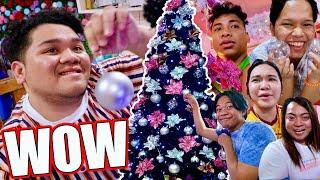 BUMILI AKO NG BLACK CHRISTMAS TREE (PASKO NA TALAGA!!!) | LC VLOGS #311