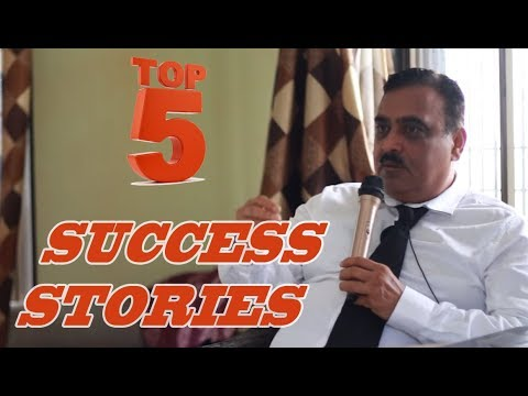 5 Success Stories Motivational Story 2018