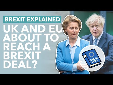 Brexit Negotiations Restart: Are The UK And Europe About To Announce A Brexit Deal? - TLDR News
