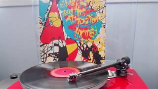 Elvis Costello & The Attractions - Two Little Hitlers, on vinyl, in 4k.