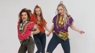 WIZKID IN MY BED /  AFRO D dancers
