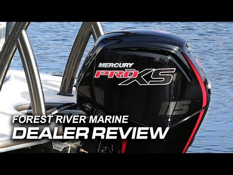 Forest River Marine - Dealer Review of Mercury 115 Pro XS