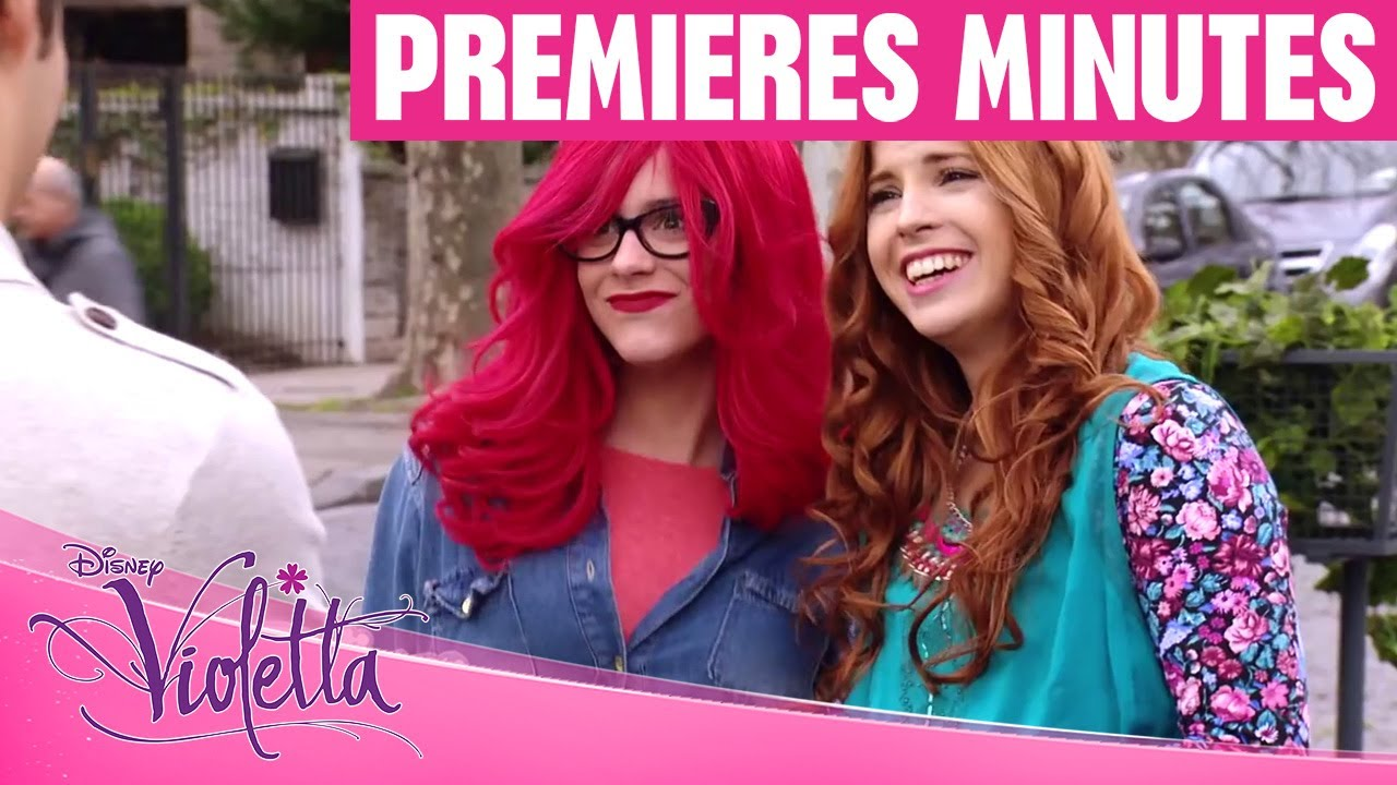 Violetta saison 3 premi res minutes pisode 34 youtube - Photo de violetta saison 3 ...