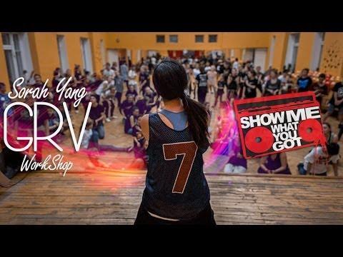 Sorah Yang | GRV | Show Me What You Got 3 Workshops | S2production