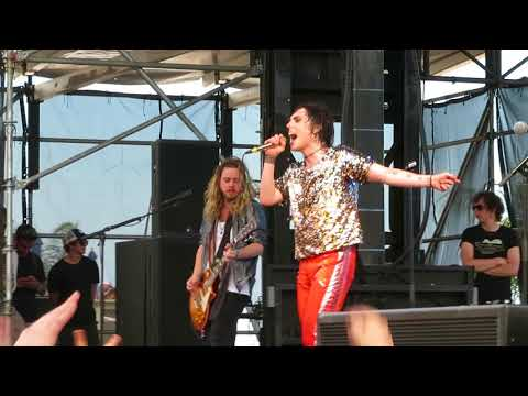 """The Struts - """"Put Your Money on Me"""" Live at Hangout Music Festival 2018"""