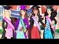Barbie And Friends Graduation - Barbie dress up games videos for girls - 4jvideo