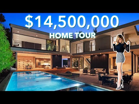 MAJESTIC $14,500,000 HOME | Los Angeles