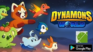 Dynamons World - Android Gameplay HD