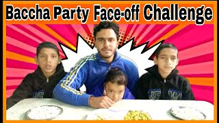 BACCHA PARTY SPECIAL CHALLENGE||FOOD CHALLENGE||FOOD WARS