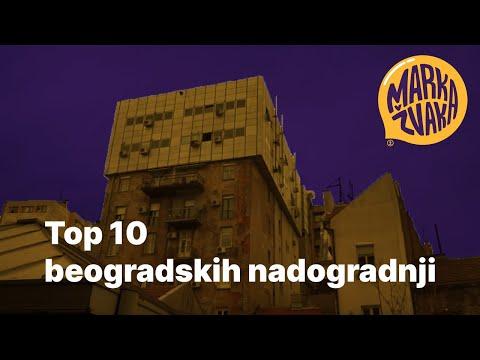 Top 10 beogradskih nadogradnji