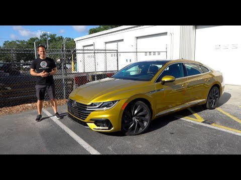 Is the 2019 VW Arteon R-Line the sedan to BUY over an Audi A5?