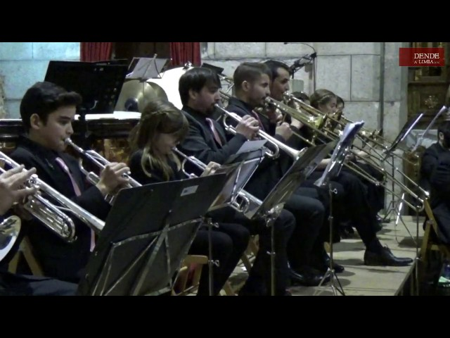 Concerto de Aninovo da Agrupación Musical da Limia