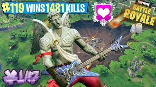 🔴 FORTNITE LV.76 WIN 20th PASS BATTLE!!! | 40K INS???ORS | FROM 8.30pm WITH THE DONATORs!!!