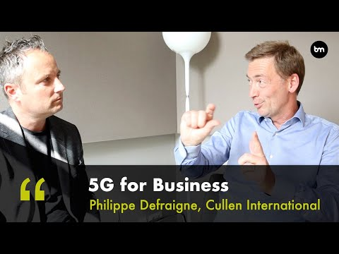 What does 5G mean for business and how can businesses prepare for it?