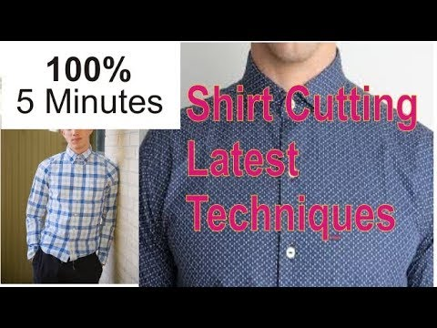shirt cutting and stitching | drafting | clothing patterns | online tutoring part 6 of 7