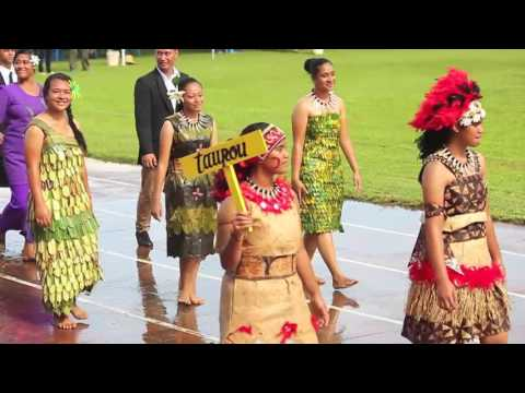 2016 Am. Samoa Flag Day – Parade (vid 2)