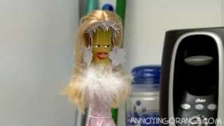 Annoying Orange - Lady Pasta - funny lol