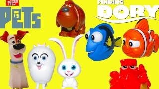 The Secret Life of Pets Coin Banks with Toy Surprises and Blind Bags!