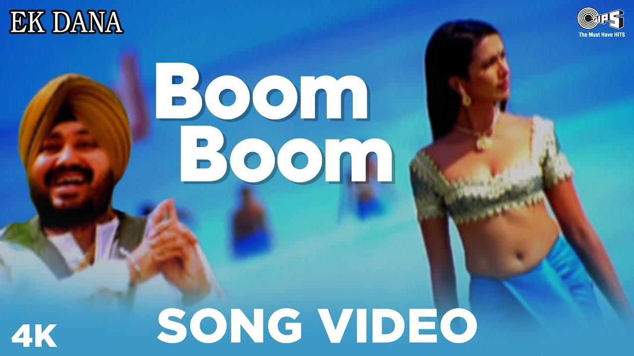 Boom Boom Song Video - Ek Dana | Daler Mehndi | Punjabi Hits | Daler Mehndi Hits | Latest Song