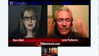 Fetish Photographer Lew Rubens on The Rev Mel Show talks about his photo and work