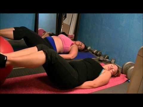 Yoga Booty Ballet  part 2