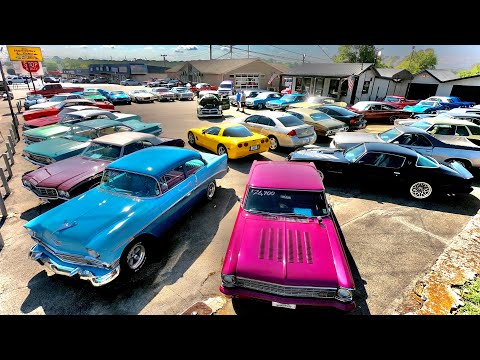 American Classic Cars Maple Motors 8/24/20