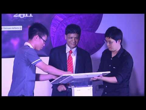 Miss Vietnam Student Association of Malaysia 2011 (Miss VSAM 2011) - Part 1