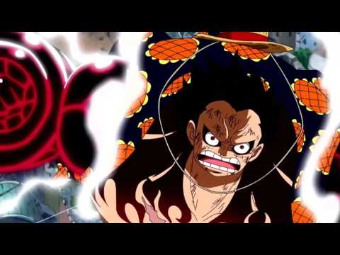 One Piece [AMV] Luffy Gear Fourth vs Doflamingo ''Anthem Of The Lonely'' HD