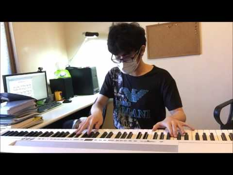 Aim to Be a Pokemon Master (piano cover)